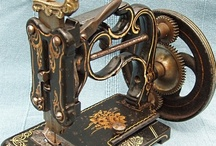 Vintage Sewing Tools / Sewing Tools from the past....