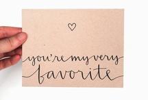 lovey dovey / by Rachel Santana