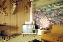 habitation/interiors / by Spamm Kastenetz