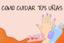 Cuidado de uñas / by Sally Hansen Argentina