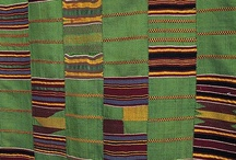 African Textiles / by Sherry Byrd