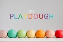 play dough recipes / by li li picked