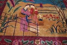 Chinese Rugs & Artworks / Art