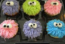 monster sweets / by Kaylea Kaaihili
