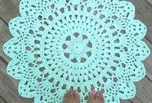 Trapillo & crochet / by Laurita la Complementos