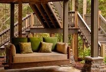 Mountain House Ideas / by Margaret Bauer
