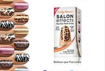 Salon Effects / by Sally Hansen Argentina