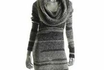 Sweater Dress Collections by BHFO / We have the best collection of your favorite designer sweater dresses at the best price guaranteed. Follow this board to find your perfect fit!  / by BHFO