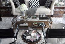 Neutral Home Decor / Luxe Apartment Decor