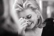 Catherine Deneuve / mes clichés préférés / Photo
