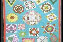 SAMPLER QUILTS I LOVE / by Sherry Byrd