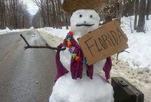Snowmen I love