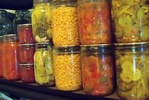 FOOD PRESERVATION & PREPARATION (ALL KINDS) / Food for the future.... / by Sherry Byrd