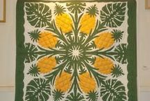 HAWAIIAN QUILTS / by Sherry Byrd