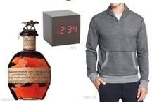 GIFT GUIDE | FOR HIM / Gifts for the special men in your life! / by Pulp Design Studios