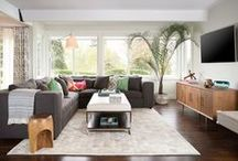 SHOP THE LOOK | #MODERNGREATROOM / Shop the look of Pulp Design Studios' project: Modern Great Living Room / by Pulp Design Studios