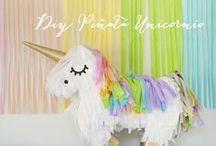 ¡Unicorn party! / Ideas e inspiración para fiestas de unicornios / Ideas and inspiration for unicorn parties.