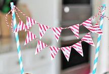 Let's Party / Sharing all kinds of fun crafts, recipes, and ideas for your party! Kids parties, family parties, and home craft parties. Make it yourself with these DIY tutorials and projects for a fun celebration! / by Make and Takes