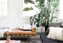 Favorite Spaces / Pretty things to fill my home.
