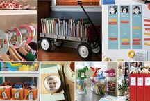Organization / Ideas to organize every nook and cranny