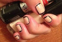 Nail Art / I love playing with nail polish! It's my new obsession. / by Sujeiry