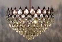 LIGHTING / by Terrie Hall T. Hall Interiors