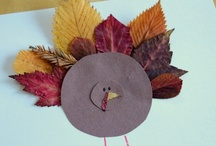 Gobble Gobble / by Marie : Make and Takes