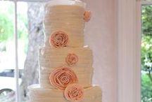 Wedding Cakes / Blue Note Bakery    Austin, TX     bluenotebakery.com