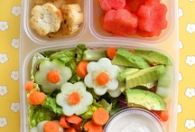 Healthy Fun Food 4 Kids / healthy and creative display of food for children