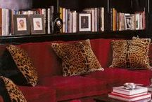 Leopard is a Neutral / by Terrie Hall T. Hall Interiors