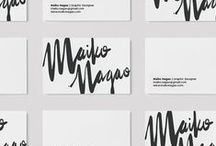Graphic Design / by CRAFTED | DIY+HANDMADE + INTERIORS