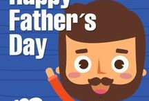 FATHER'S DAY GIFTS / Loads of Father's Day gift ideas and Father's Day craft activities for toddlers, preschool and kindergarten children. Perfect for Father's Day lesson plans at home or in the classroom! / by The Kiboomers