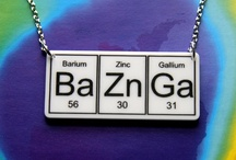 BIG BANG & OTHER GEEKINESS / by Shannon Sessions