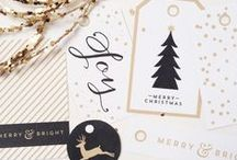Christmas lovelies / by Crafted