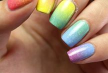 nails / by Carrie Pettis