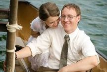 w e d d i n g  //  photography / Ideas for Engagement Pictures, Wedding Pictures, Couple's Shots...