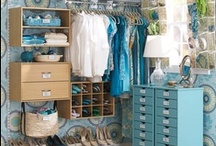 OWC Closet Love / Does your closet start your morning right? Or does the constipation of your closet keep you stuck all day too? / by Organize With Charee, LLC