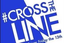 #CrossTheLine