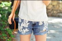 DIY Fashion / Awesome DIY fashion projects. / by Crafted
