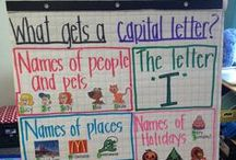 Anchor Charts / by Kim Goulet