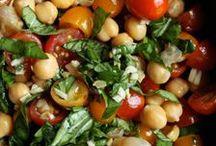 Recipe Ideas: Salads / by Adrienne Poirier