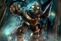 Bioshock / Anything and everything Bioshock, Bioshock 2 and Bioshock Infinite
