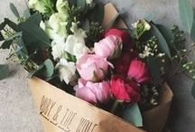 Flower love / by CRAFTED | DIY+HANDMADE + INTERIORS
