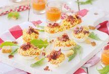 Huevos / Recetas elaboradas con huevo  / by Cocinando con Neus