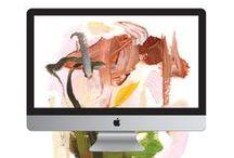Desktop Art / by Meredith C. Bullock