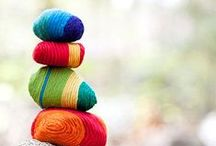 Yarn Crafts / Crochet, Knitting, and Yarn Craft Patterns and Projects you can make. Fun tutorials, easy how-to's, and Yarn DIY! / by Make and Takes