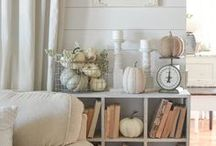Fall Decor / All about fall decor for the home.