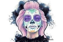 Day of the Dead / by CRAFTED | DIY + HANDMADE + INTERIORS
