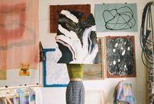 Abstract Art / Artists