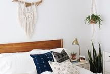 Bedroom / by CRAFTED | DIY+HANDMADE + INTERIORS
